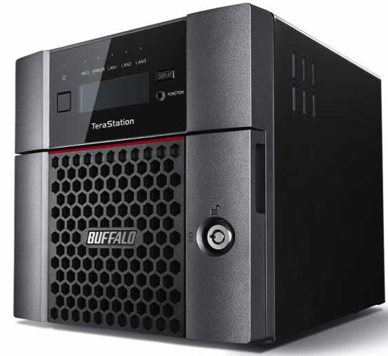 Buffalo TeraStation 5010 - 10 Gigabit NAS