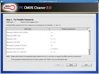 PC CMOS Cleaner BIOS Passwörter löschen, zurücksetzen, knacken