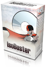 ISOBuster in der Version 3.0